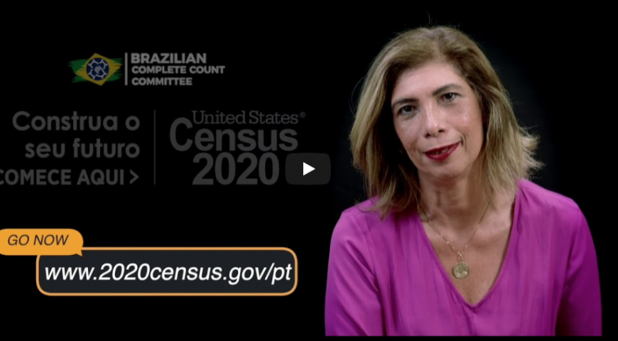 Census 2020 Brazilian Community